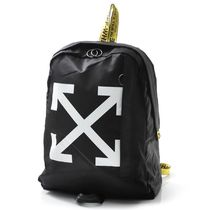OFF WHITE	BACKPACK	OMNB019R20E	48023	1001	BLACK