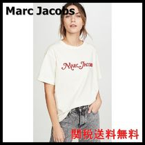 関税送料込 Marc Jacobs The Logo Tee