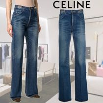 【20SS★新作】★CELINE★high-rise flared jeans