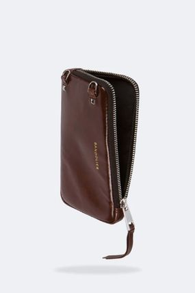 Bandolier スマホケース・テックアクセサリー NEW!! ☆Bandolier☆ Distressed Leather Expanded Zip Pouch(3)