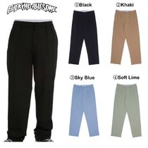 【Fucking Awesome】☆日本未入荷☆ Pleated Pants