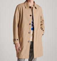 "RESERVED(リザーブド) コートその他 ""RESERVED MEN"" CLASSIC COAT BEIGE"