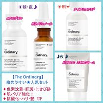 【The ordinary】人気4点セット!(抗酸化,しみ,毛穴,美白)