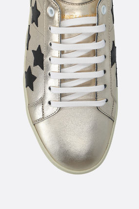 Saint Laurent スニーカー 【SAINT LAURENT】COURT CLASSIC SL/06 SNEAKERS(4)