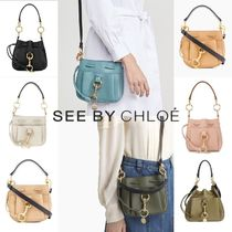 SEE BY CHLOE TONY SMALL BUCKET BAG CHS19USA05565