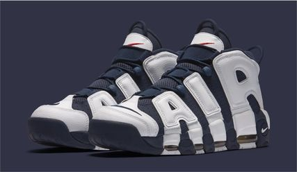 """Nike スニーカー 【2020年版】Nike Air More Uptempo """"Olympic"""" モアテン(3)"""