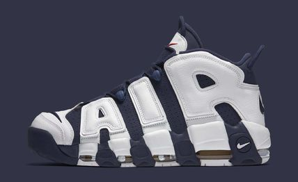 """Nike スニーカー 【2020年版】Nike Air More Uptempo """"Olympic"""" モアテン(4)"""
