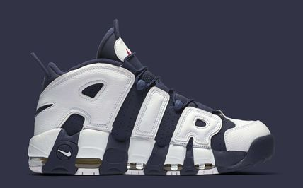 """Nike スニーカー 【2020年版】Nike Air More Uptempo """"Olympic"""" モアテン(5)"""