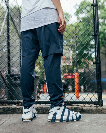 """Nike スニーカー 【2020年版】Nike Air More Uptempo """"Olympic"""" モアテン(9)"""