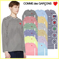 COMME des GARCONS メンズ ボーダーTシャツ