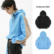ANDERSSON BELL正規品★INSIDE OUT コントラストパネルパーカー