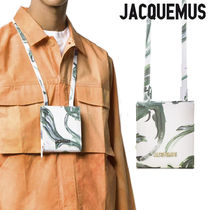 【Jacquemus】SS20★ロゴ アーティチョーク ネックウォレット
