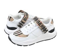 【関税負担】 BURBERRY SNEAKERS