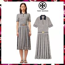 新作 セール Tory Burch Gemini Link Polo Dress
