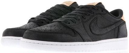 Nike スニーカー Nike Jordan 1 Retro Low OG Black Vachetta ジョーダン 1 ロー(4)