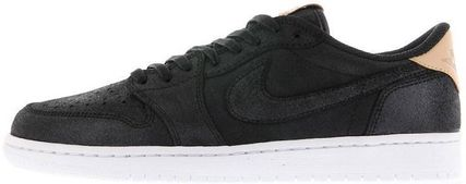 Nike スニーカー Nike Jordan 1 Retro Low OG Black Vachetta ジョーダン 1 ロー(5)