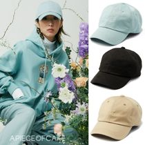 A PIECE OF CAKE★韓国★限定販売★Button Ball Cap キャップ