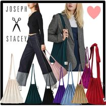 ★送料・関税込★JOSEPH&STACEY★Lucky Pleats Knit Mバッグ