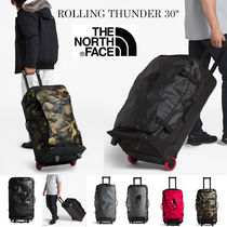 THE NORTH FACE(ザノースフェイス) スーツケース 日本未入荷THE NORTH FACE★ROLLING THUNDER★80L旅行に!選択5色