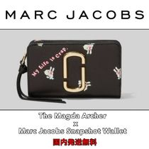 【国内発送】The Magda Archer x Marc Jacobs Snapshot Wallet
