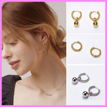【Hei】two way ball earring〜トゥーウェイボールピアス
