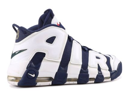 Nike スニーカー Nike Air More Uptempo HOH Olympic 2010 AW FW 10(4)