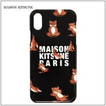 【MAISON KITSUNE】20SS  Yoga Fox iPhone X ケース