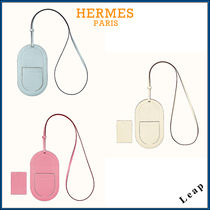 【HERMES】In-the-Loop To Go GM verso phone case☆