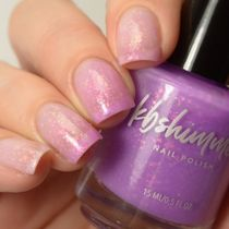 KBShimmer☆色の変わるネイル(Where My Beaches At?)