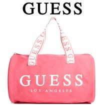 【GUESS】超お買い得●ボストンバッグ●POPPING PINK DUFFEL BAG