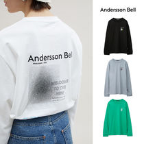 ANDERSSON BELL正規品★20SS★ニューポスターロンT★UNISEX