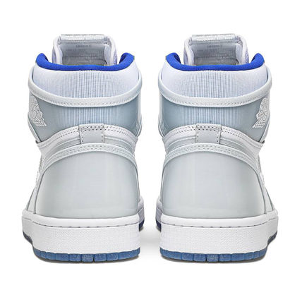 Nike スニーカー 数量限定★AIR JORDAN 1 HIGH ZOOM 'RACER BLUE'(13)