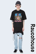 ●Raucohouse●   ACDC BLOW UP HALF SLEEVE T UNISEX