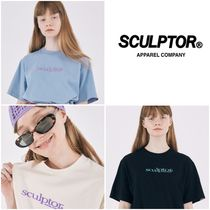最安値挑戦☆SCULPTOR☆Tシャツ Small Logo Embroidery Tee