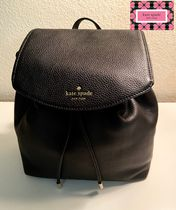 kate spade ★完売品★レザーバックパック★small breezy