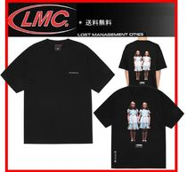 ☆韓国の人気☆【LMC】☆THE SHINING TWIN GIRLS TEE☆UNISEX☆