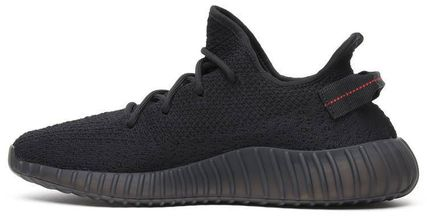 adidas スニーカー adidas Yeezy Boost 350 V2 Black Red イージ- ブースト(6)