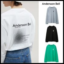 ☆ANDERSSON BELL☆ Tシャツ UNISEX NEW POSTER LS TEE