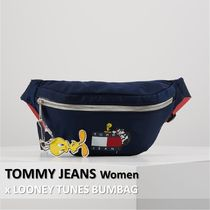 Tommy Jeans :: LOONEY TUNESコラボ ウェストバッグ