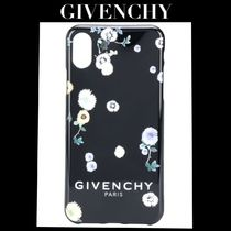 【GIVENCHY】Fiori iPhone X ケース