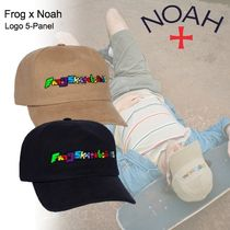 20SS◆お早めに◆コラボ◆NOAH×Frog Skateboards◆Logo 5-Panel
