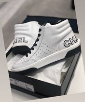 """2020 S/S CHANEL 最新作★SPORT JOGGER"""" HIGH TOP SNEAKER"""