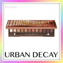 URBAN DECAY ☆ Naked Heat Eyeshadow Palette