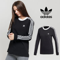 大人気◆ADIDAS◆3 STRIPES LONGSLEEVE◆日本未入荷◆