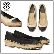 Tory Burch☆COLOR-BLOCK ESPADRILLE WEDGE☆税・送料込