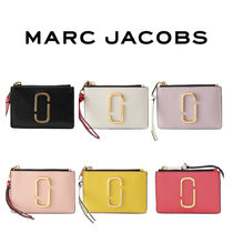 MARC JACOBS Snapshot Top Zip Multi Wallet【送料0/国内即発】