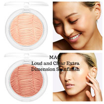 MAC Loud and Clear Extra Dimension Skinfinish