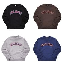 ★TWN★日本未入荷トレーナーClassicchallenge Sweat Shirts 4色