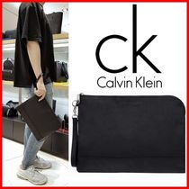 ★CALVIN KLEIN★ナイロン クラッチバッグ☆正規品・大人気☆