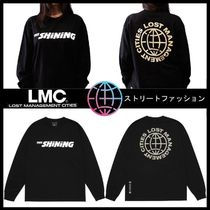 ☆送料・関税込☆LMC★THE SHINING BASIC LONG SLV TEE★